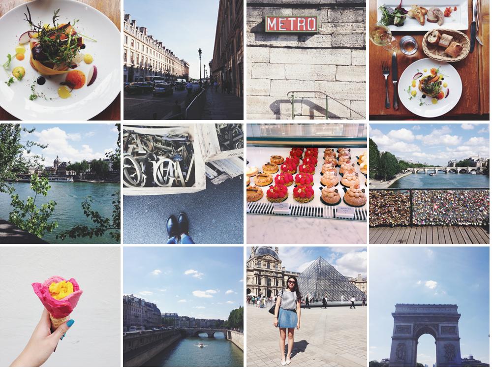 Europe iPhone Photo Diary