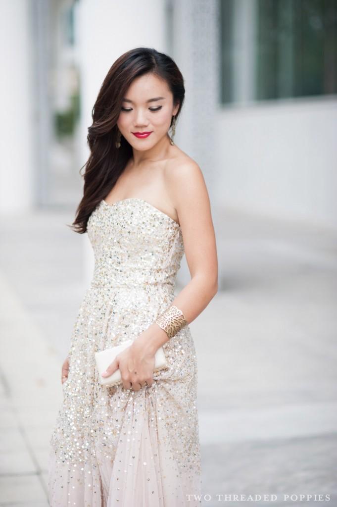 OOTD: Sparkling Glamour