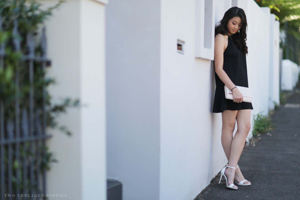 OOTD: Little Black Dress