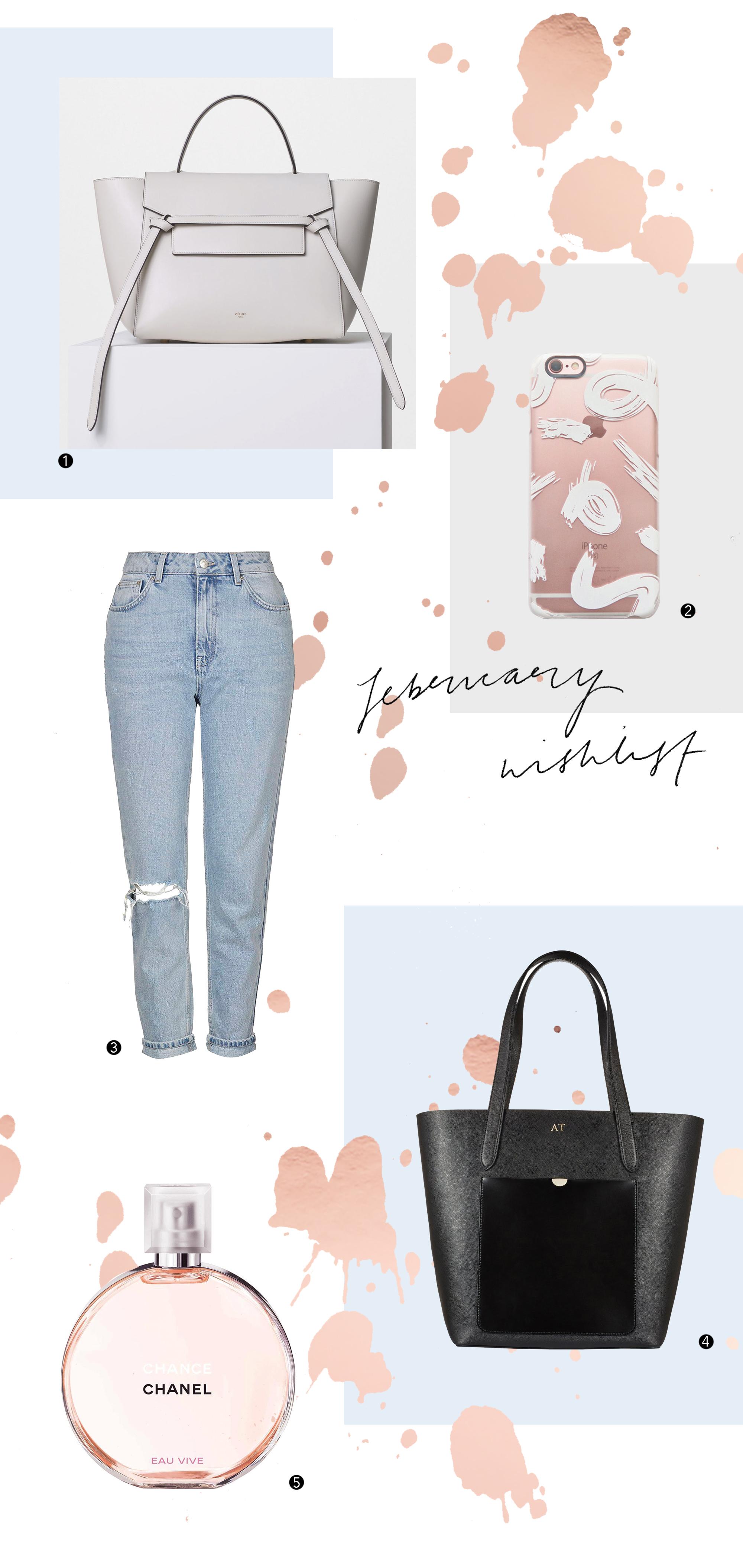 February 2016 Wish List