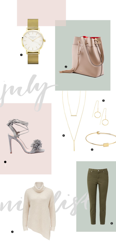July Wish List