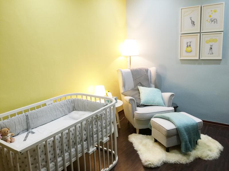 Sienna's nursery :)